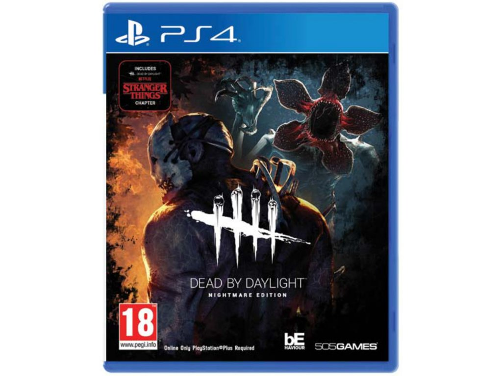 PS4 Dead by Daylight - Nightmare Edition