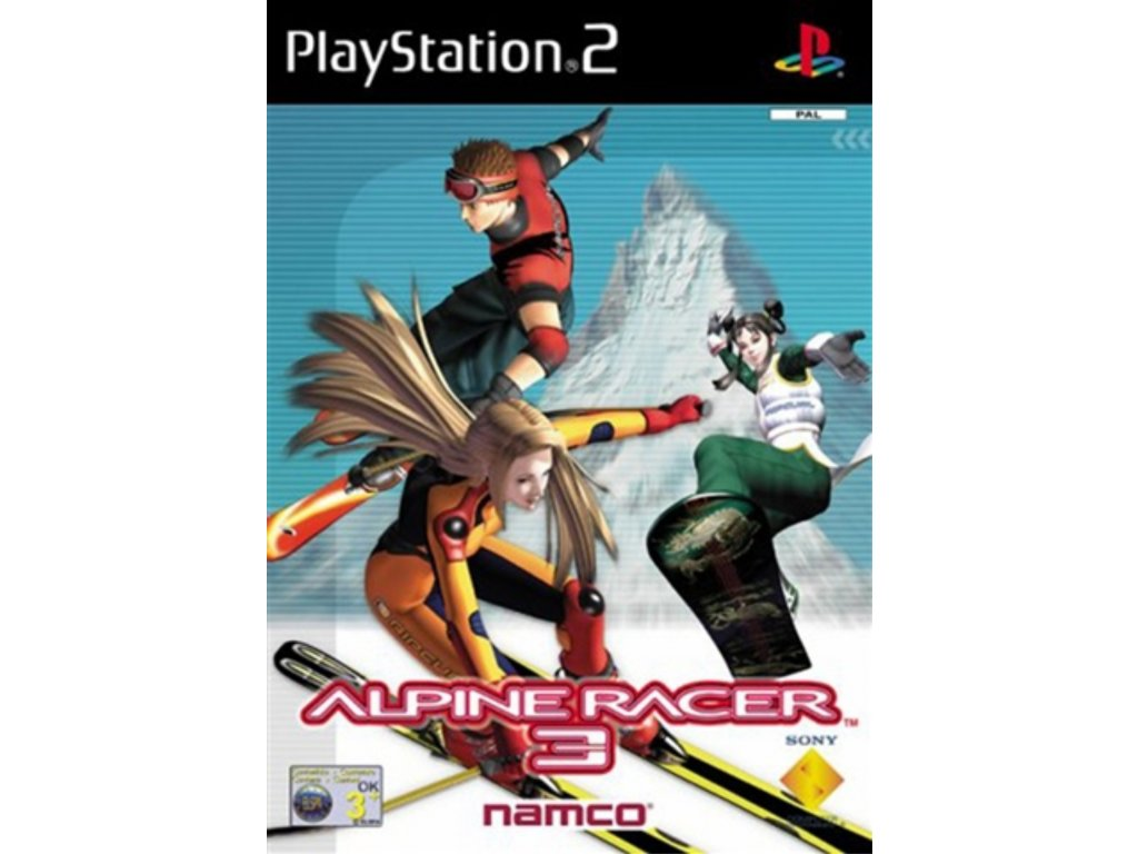ps2 alpine racer 3
