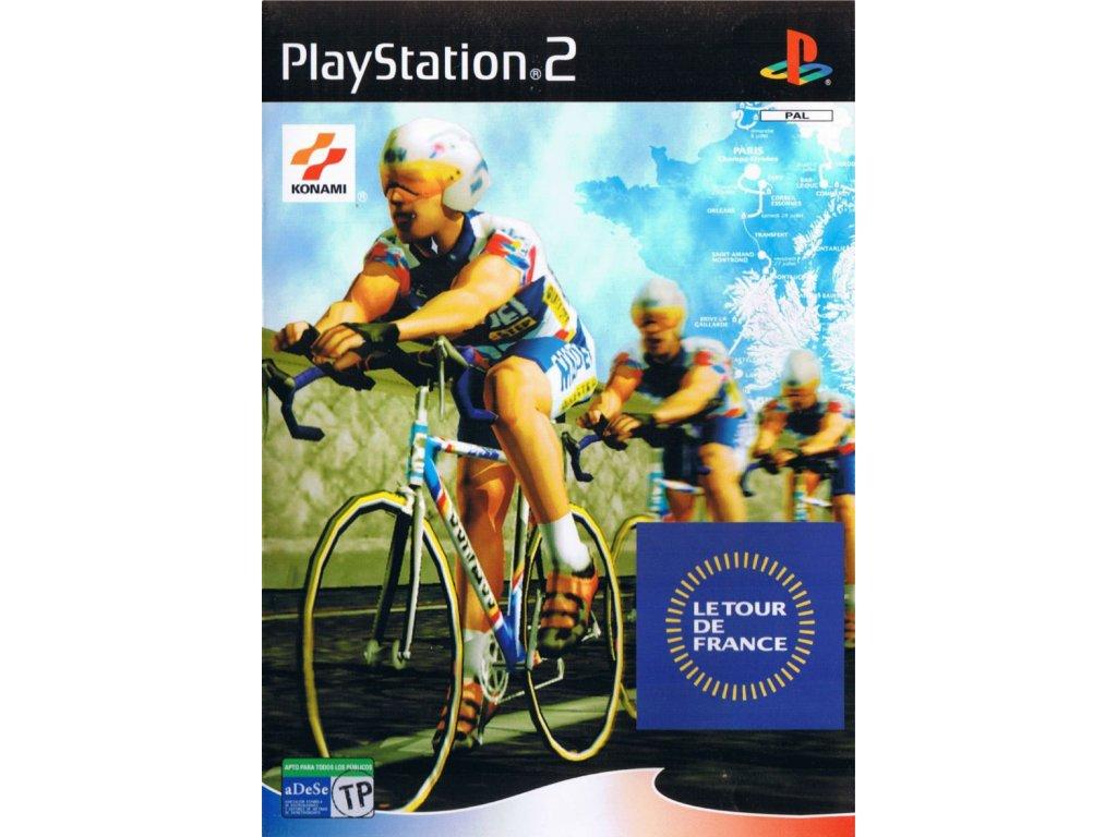 PS2 Le Tour de France