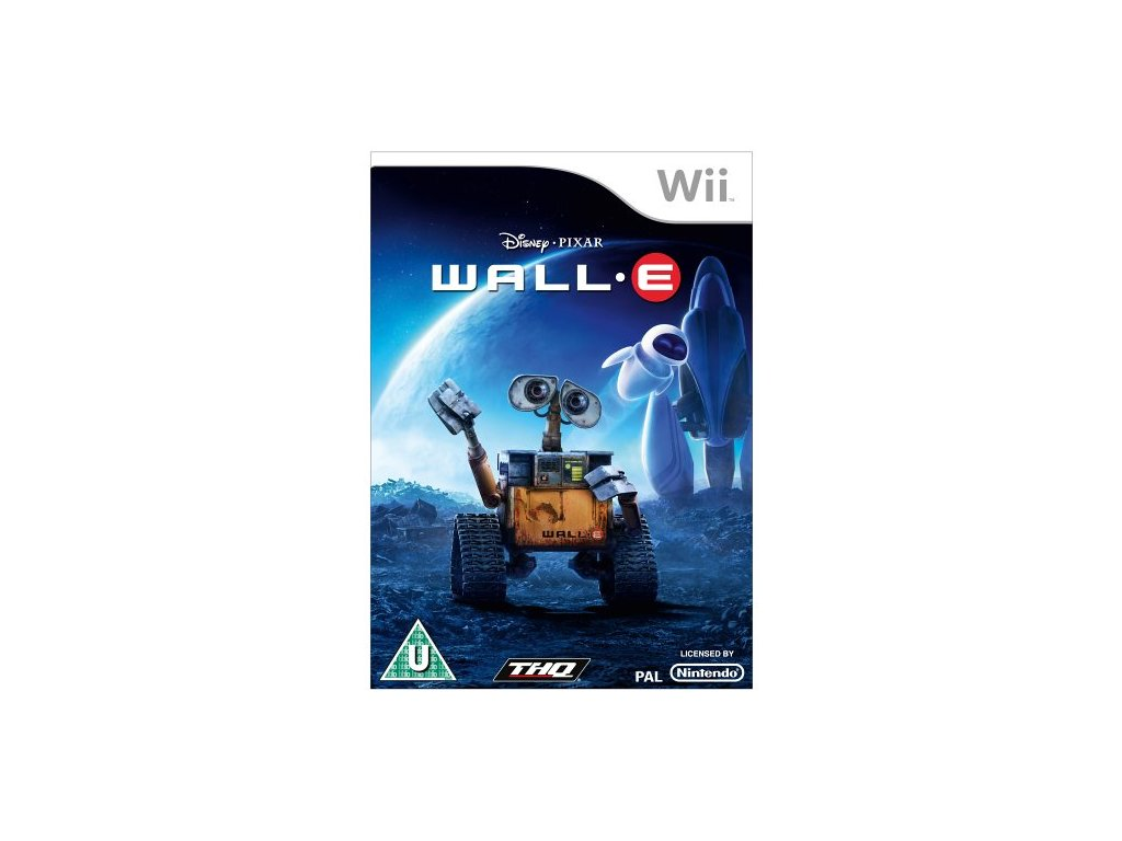 Wii Wall-E