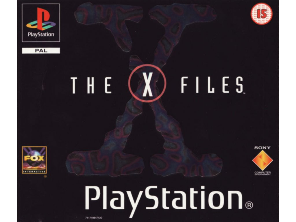 PS1 X Files