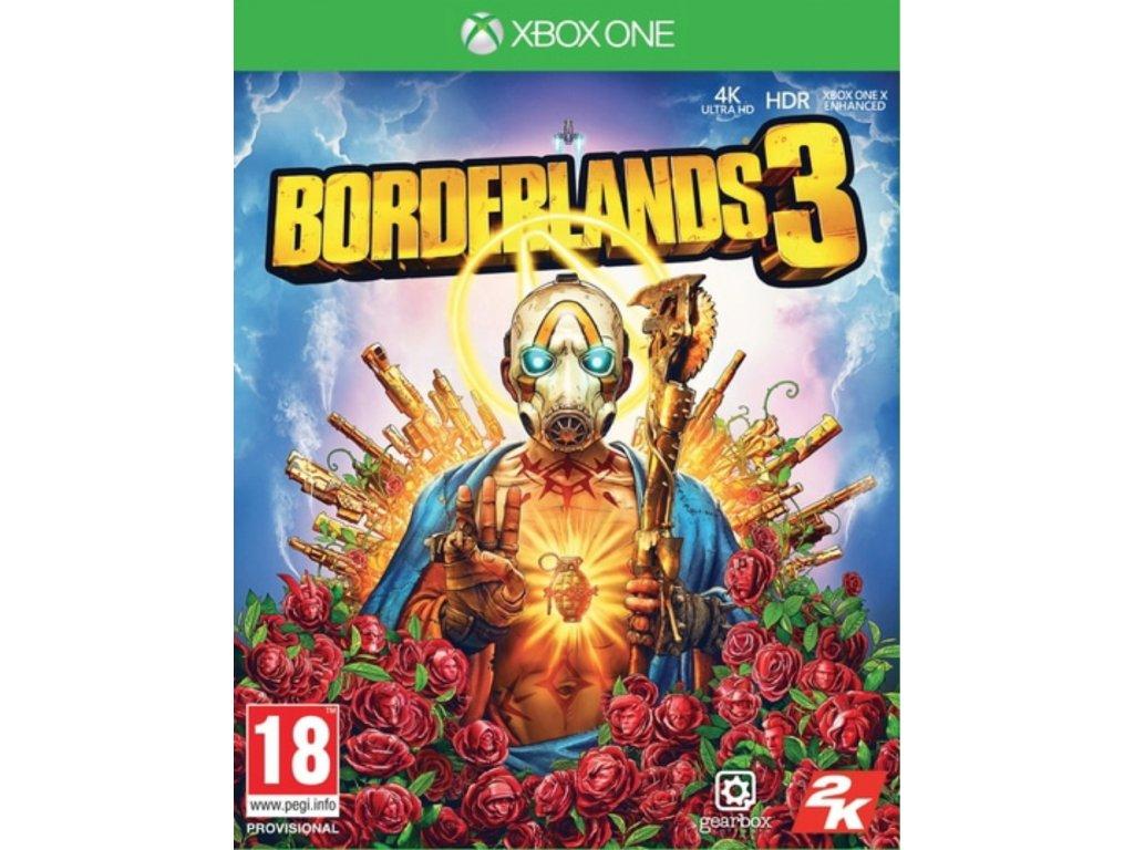 XBOX ONE Borderlands 3