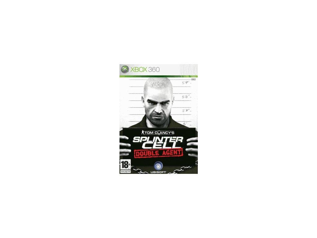 XBOX 360 Tom Clancy's Splinter Cell: Double Agent
