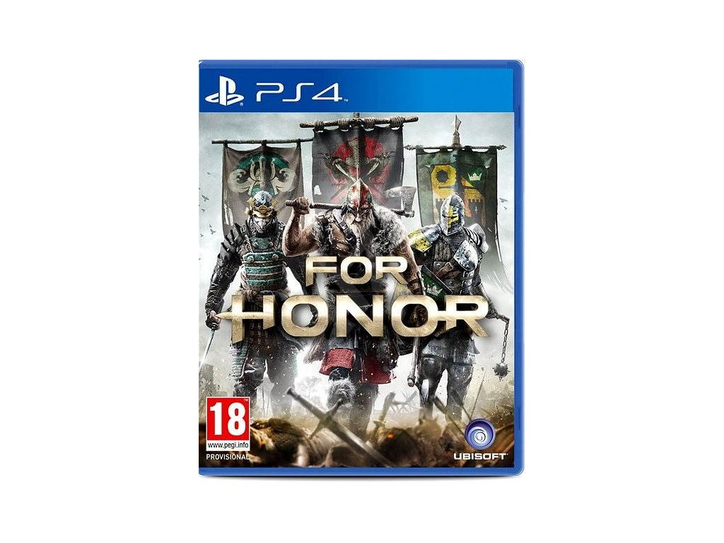 PS4 For Honor CZ (nová)