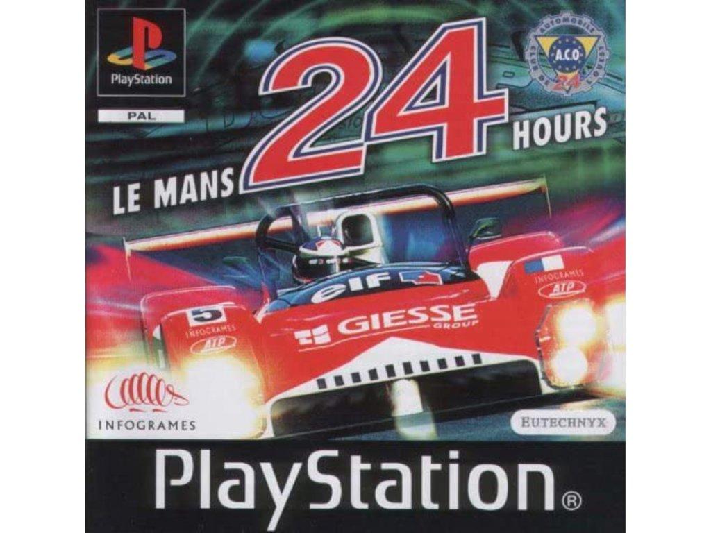 PS1 Le Mans 24 Hours