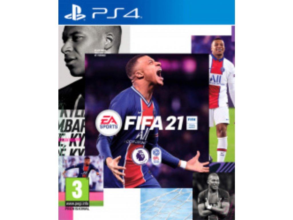PS4 FIFA 21eng