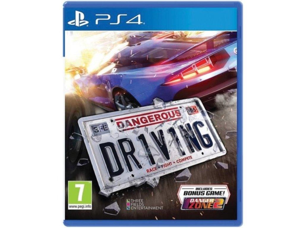 PS4 Dangerous Driving
