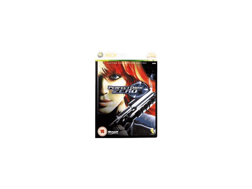 XBOX 360 Perfect Dark Zero - Limited Edition Steelbook