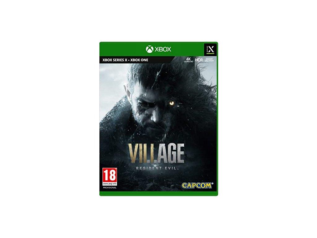 XONE XSX Resident Evil Village