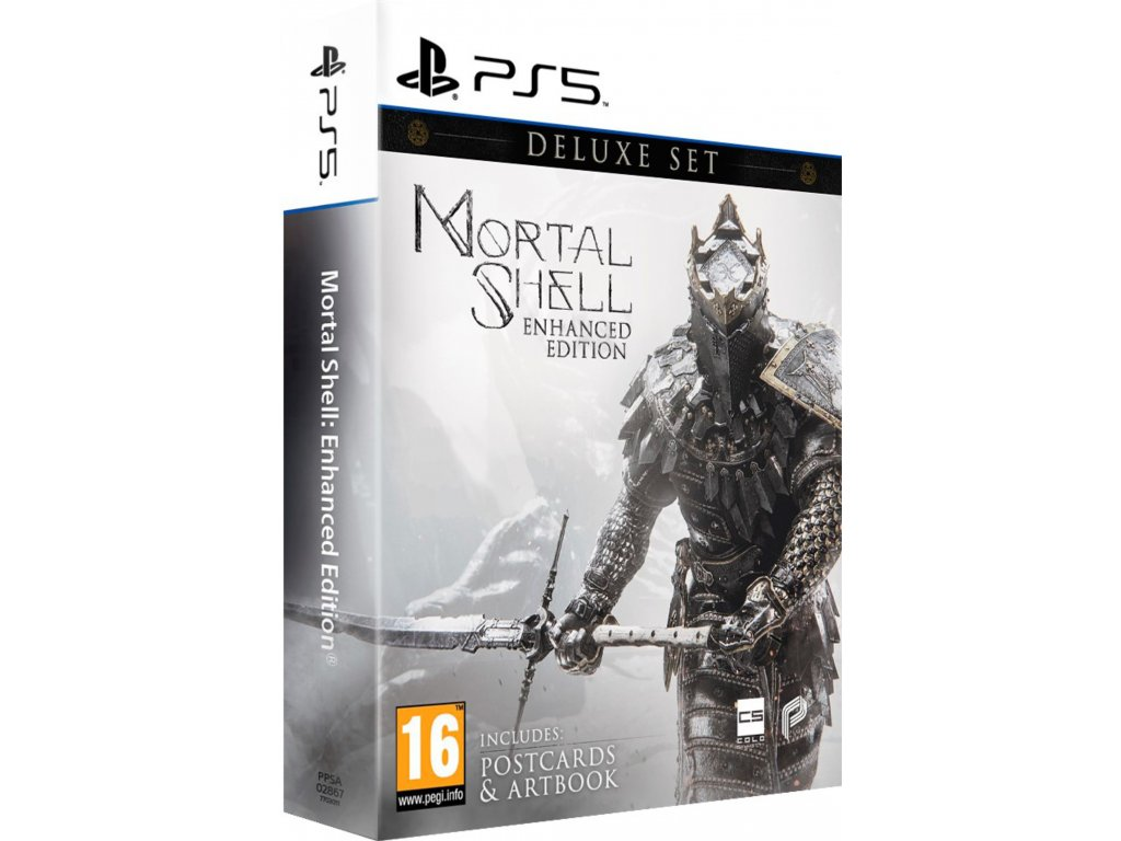 Mortal Shell (Deluxe Edition) PS5