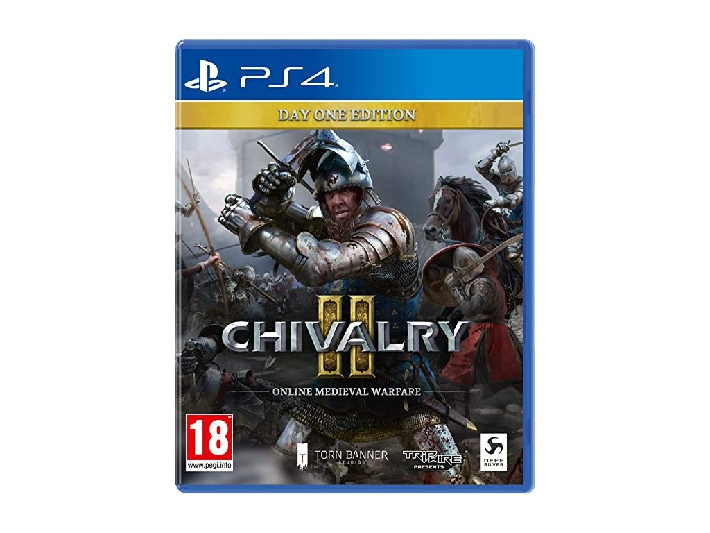 PS4 Chivalry II (Day One Edition)
