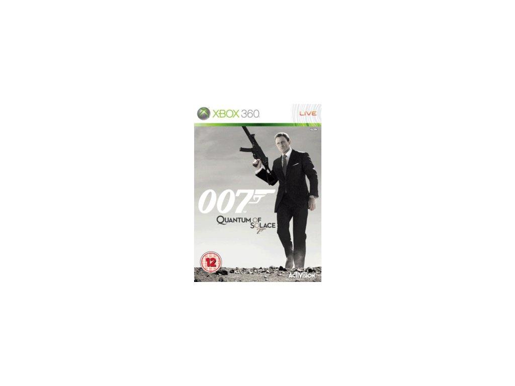 XBOX 360 James Bond 007: Quantum of Solace