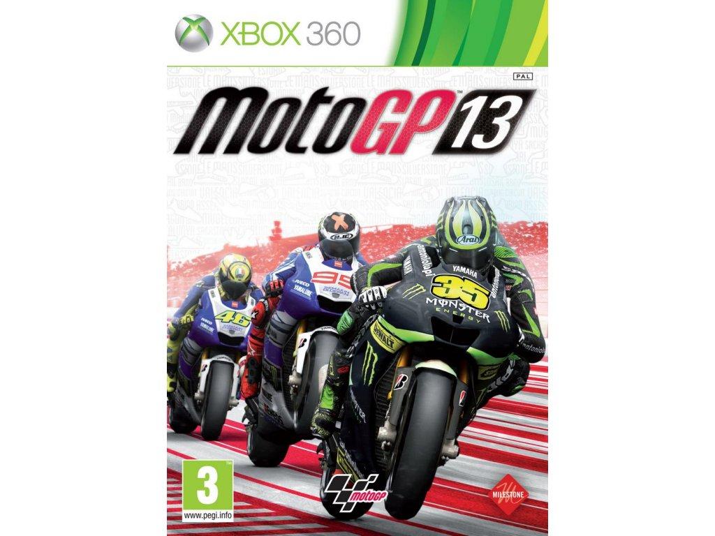 XBOX 360 Moto GP 2013