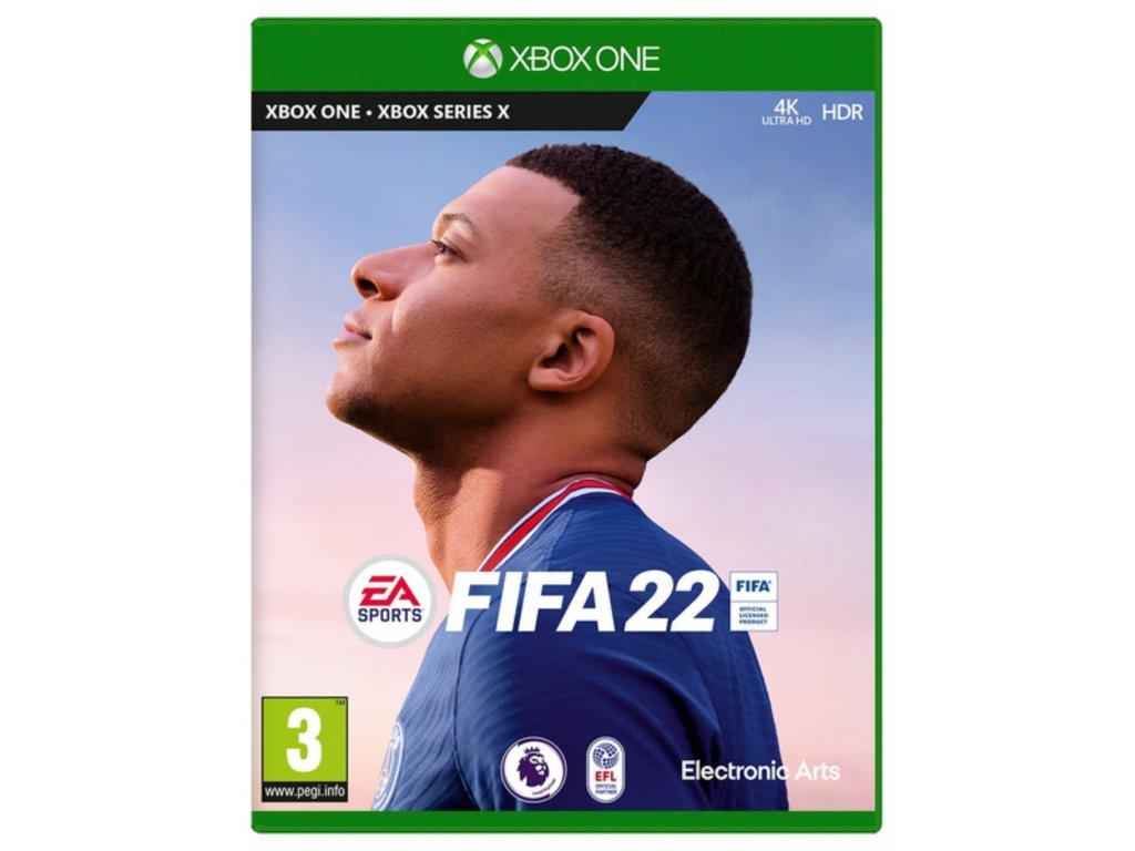 Xbox one Xbox series Fifa 22