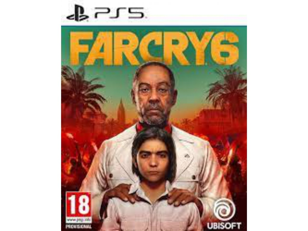 Far Cry 6 ps5