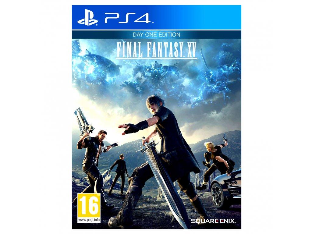 PS4 Final Fantasy XV - Day One Edition (nová)