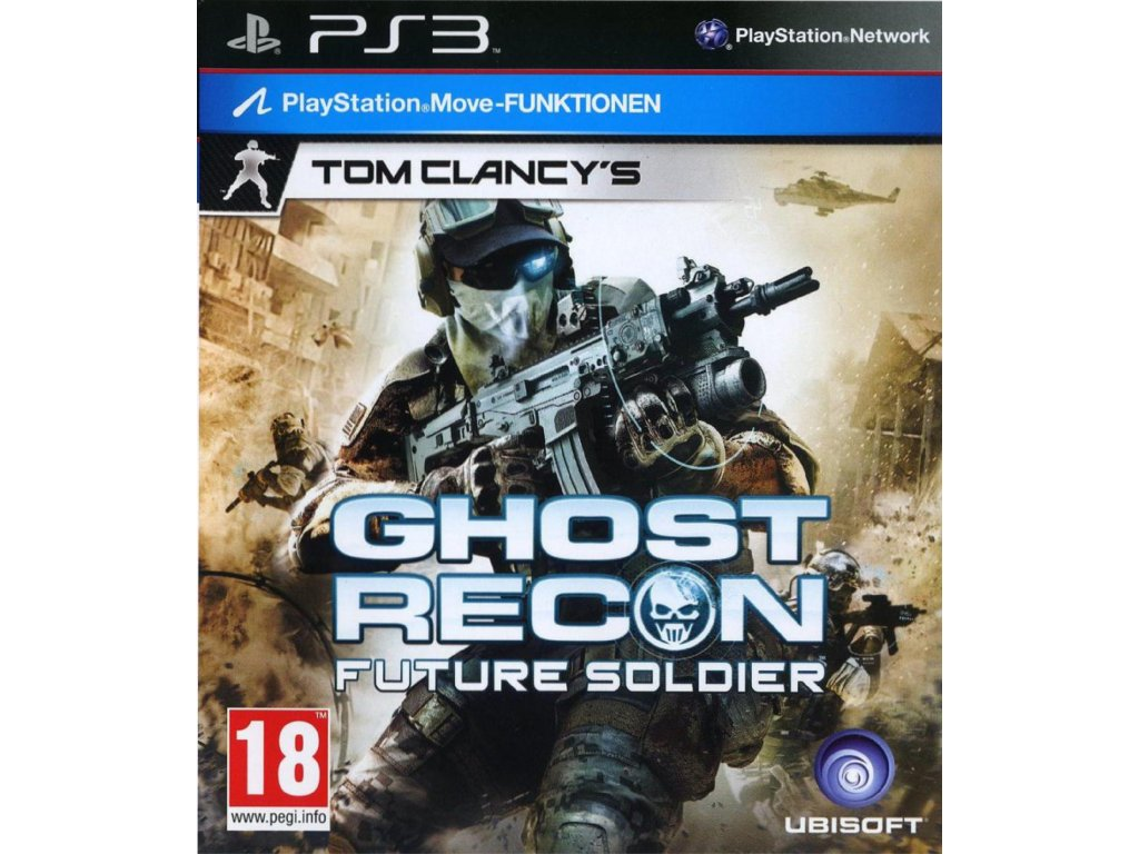 PS3 Ghost Recon Future b
