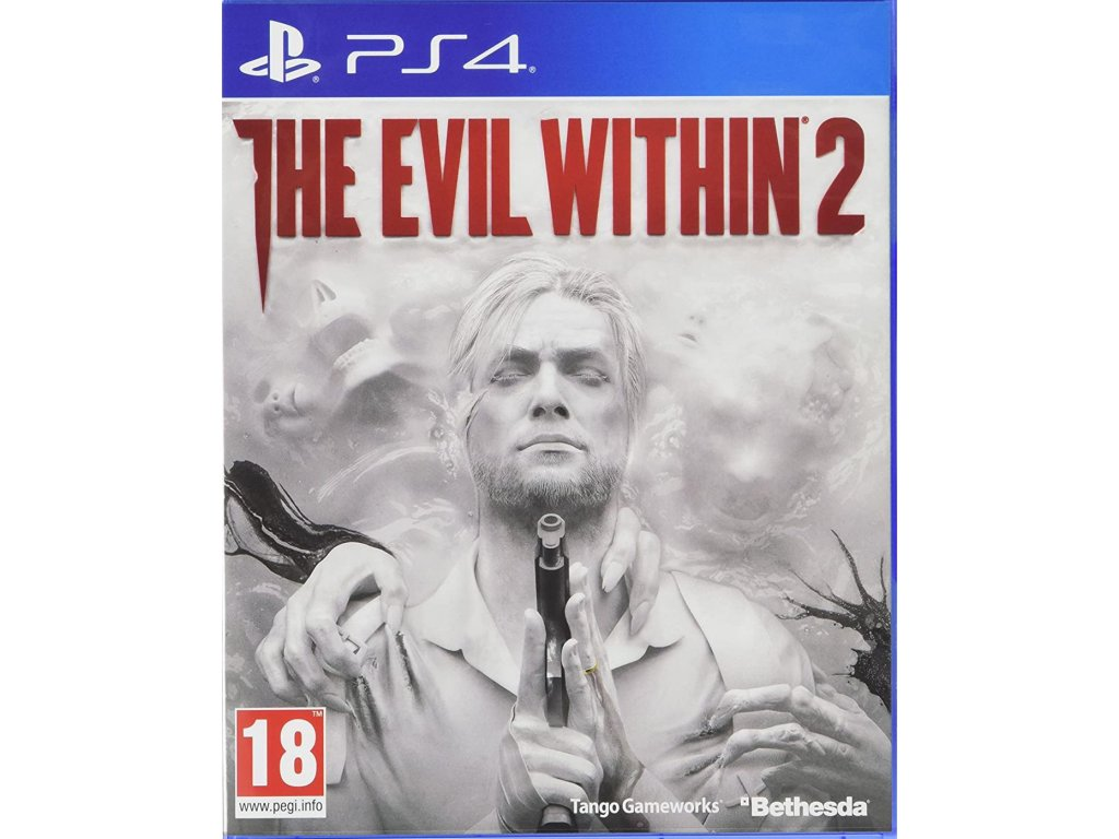 PS4 The Evil Within 2
