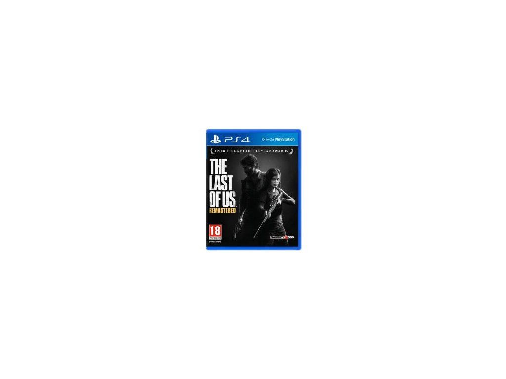 PS4 The Last Of Us Remastered CZ