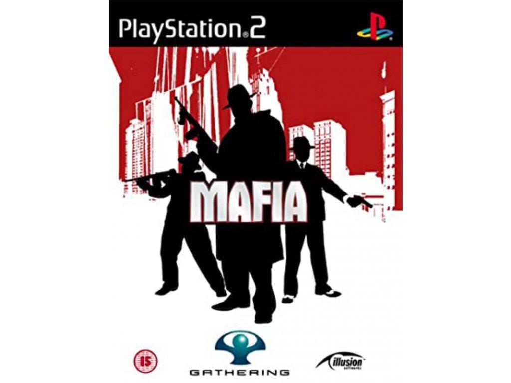 PS2 Mafia