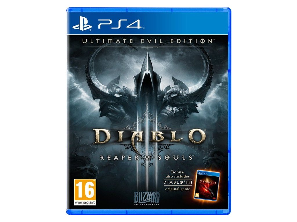 PS4 Diablo III: Reaper of Souls - Ultimate Evil Edition