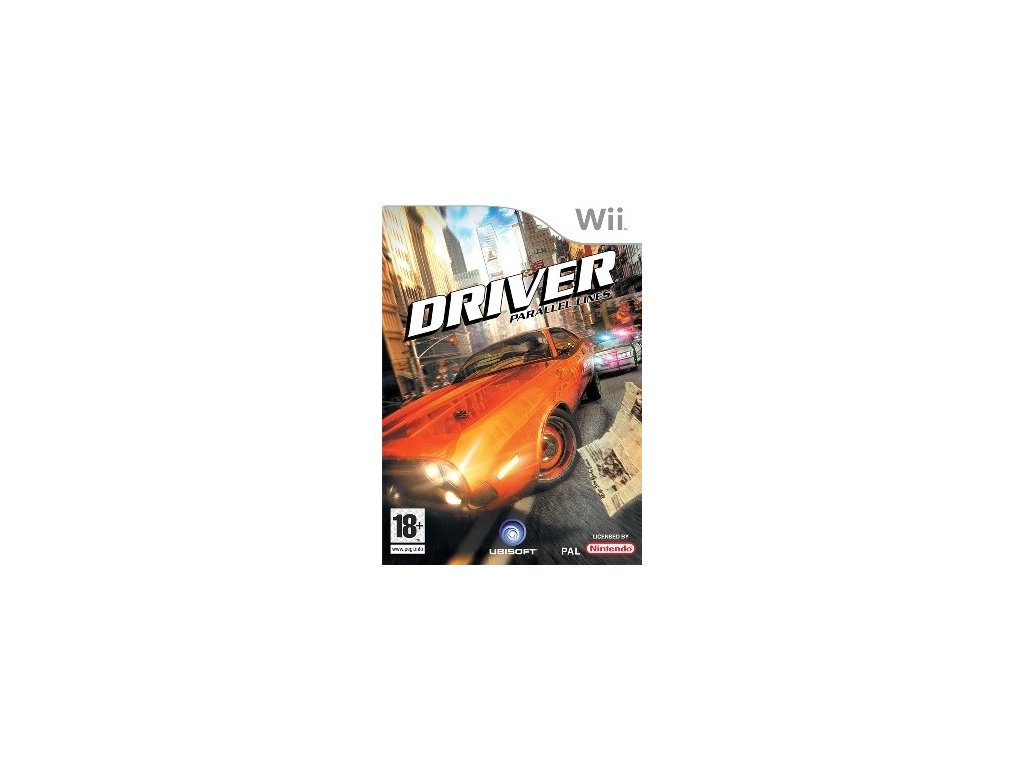 Wii Driver: Parallel Lines