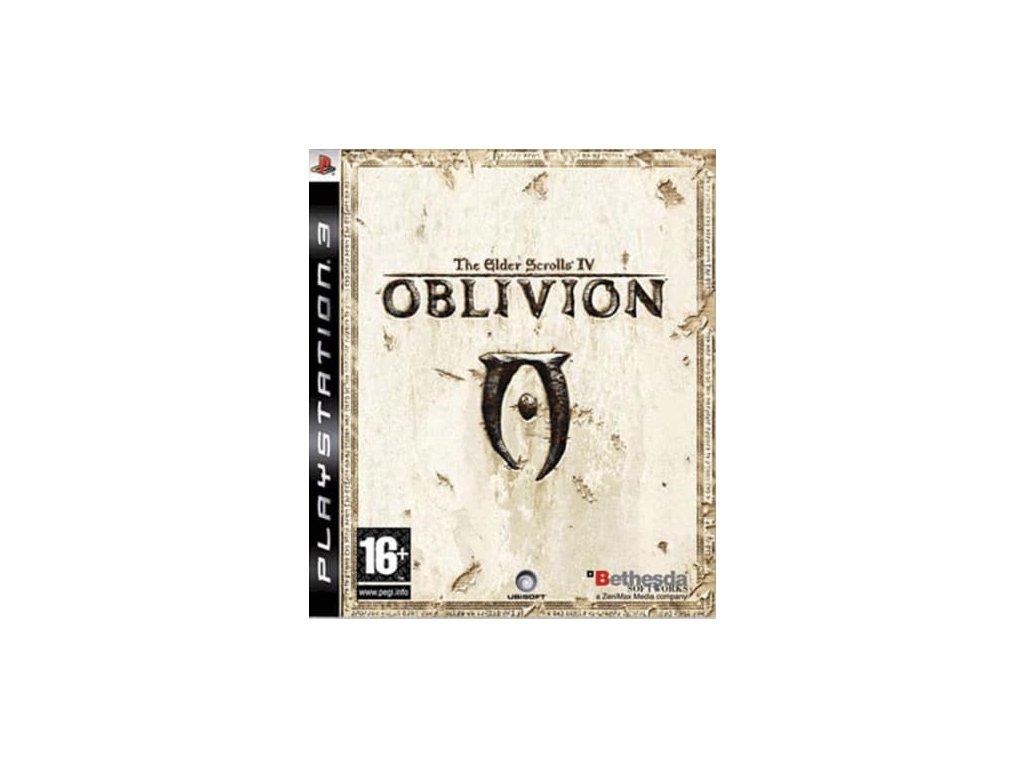 PS3 The Elder Scrolls IV: Oblivion