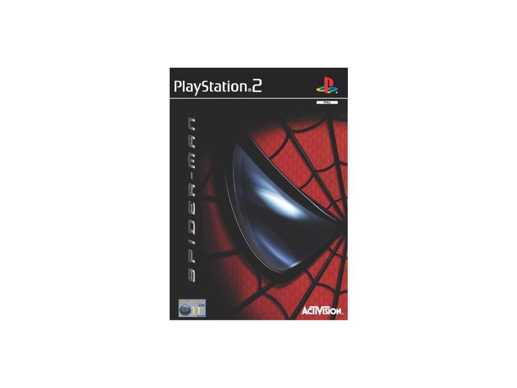 ps2 spiderman movie