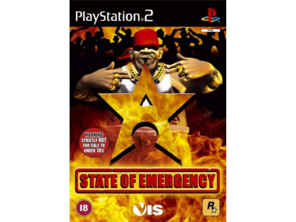 PS2 State of emergency