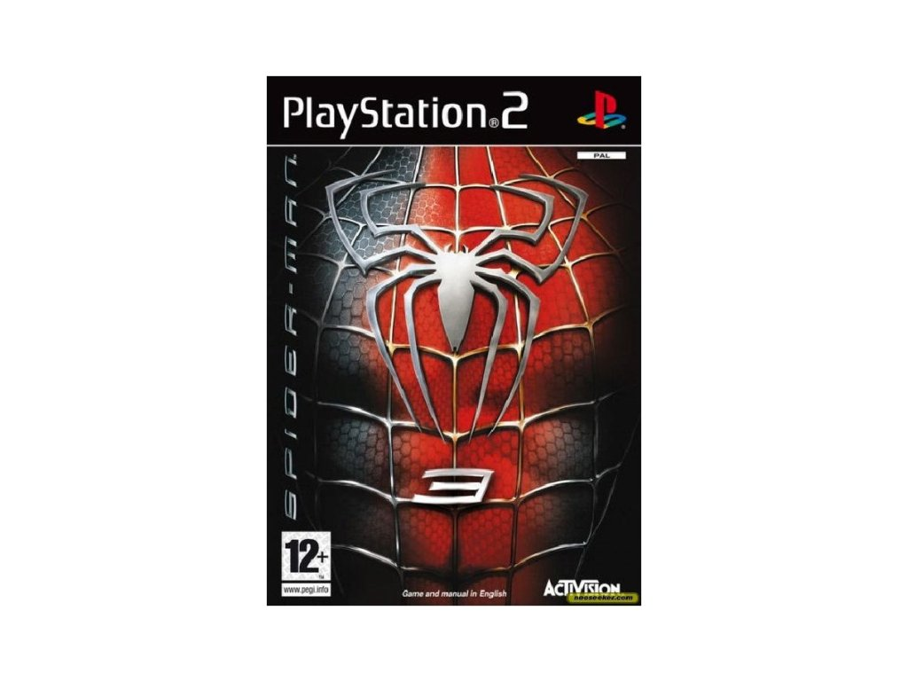 PS2 Spiderman 3