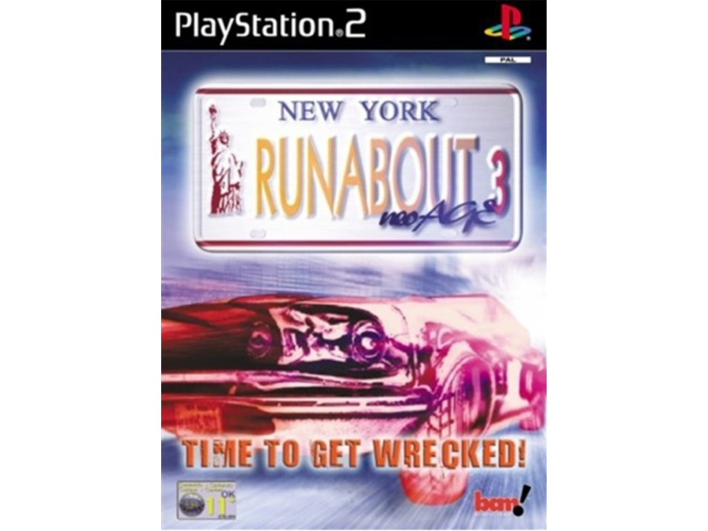 PS2 New York Runabout 3
