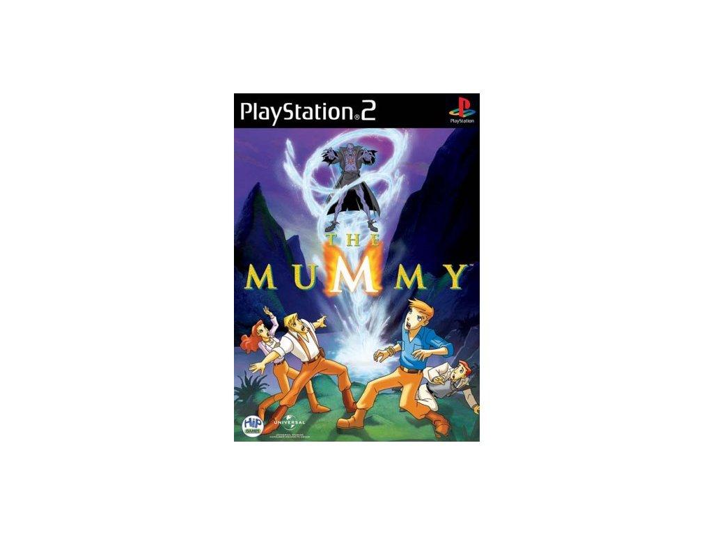 PS2 The Mummy