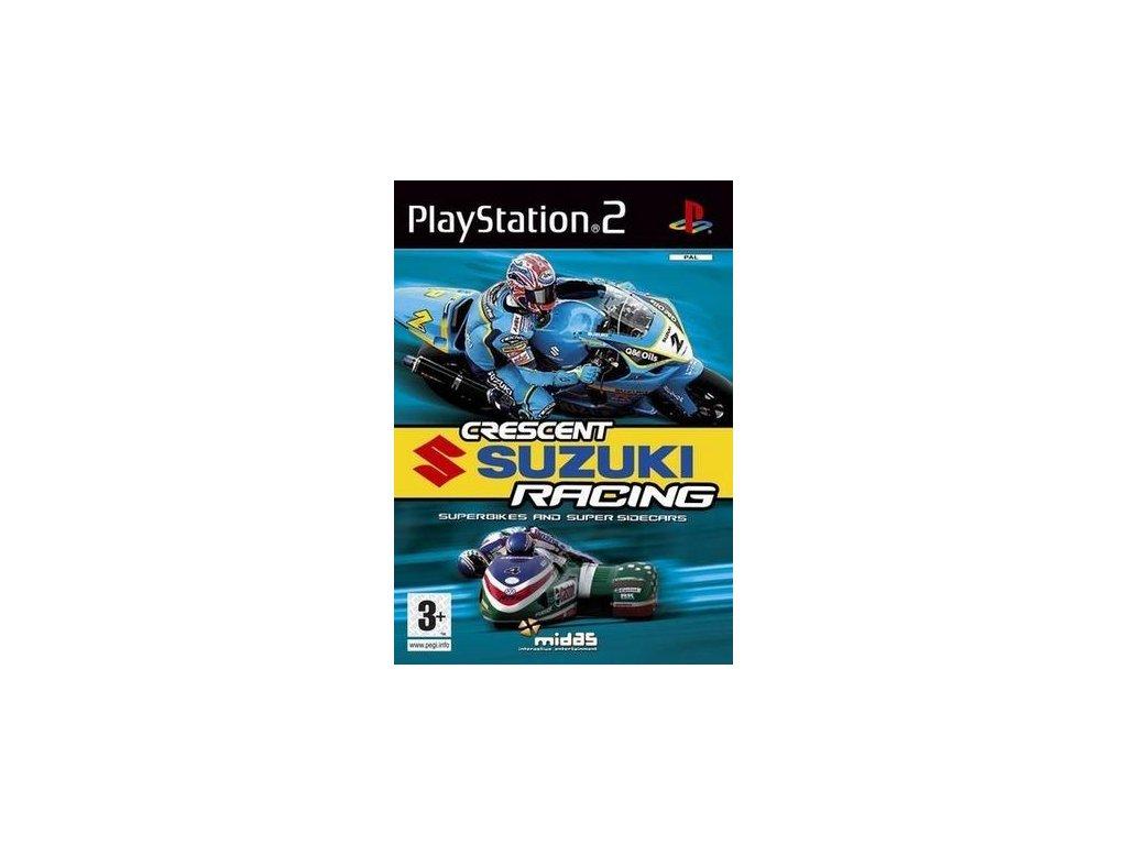 PS2 crescent suzuki racing
