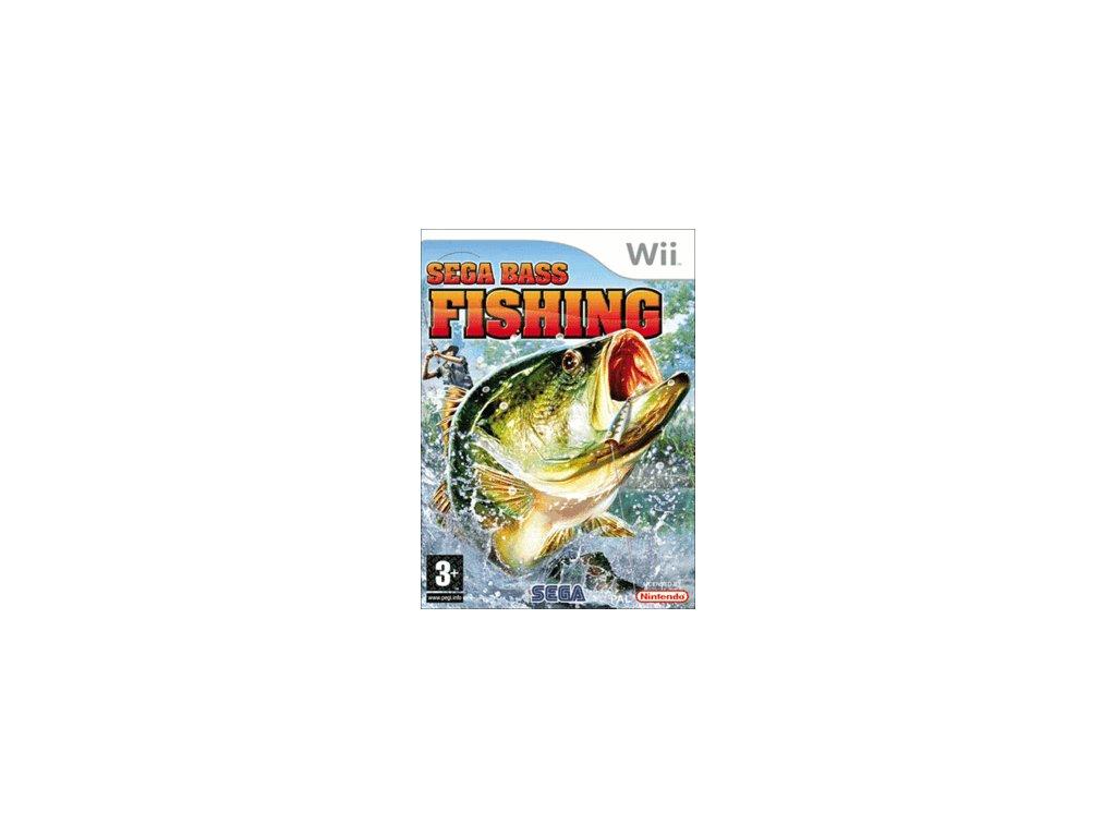 Wii Sega Bass Fishing