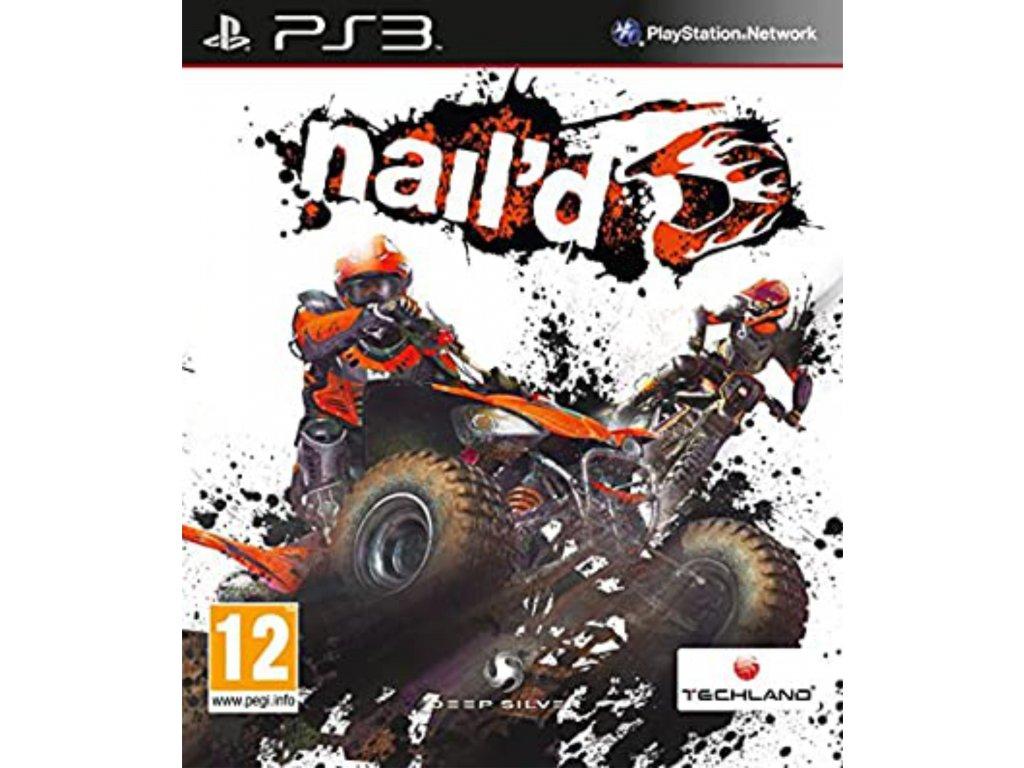 PS3 Nail'd