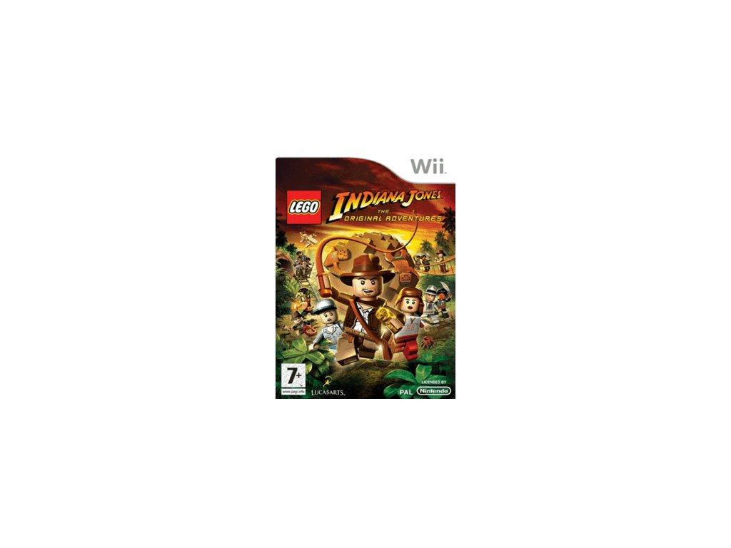 Wii LEGO Indiana Jones: The Original Adventures