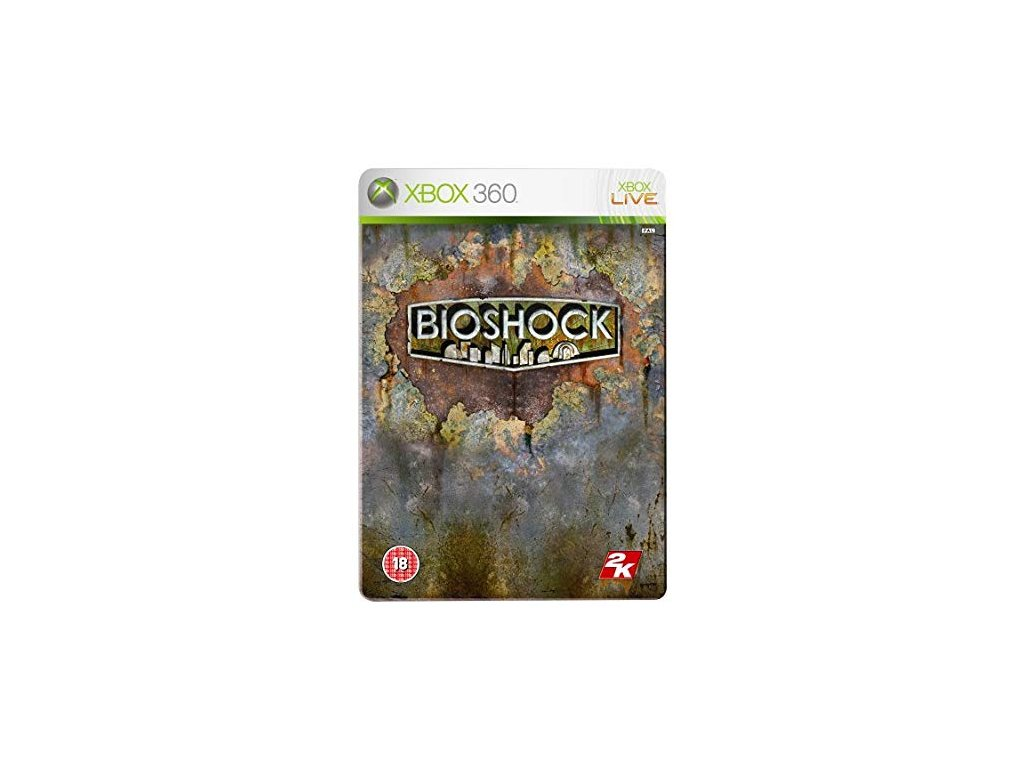 XBOX 360 Bioshock - Limited Edition (steelbook)