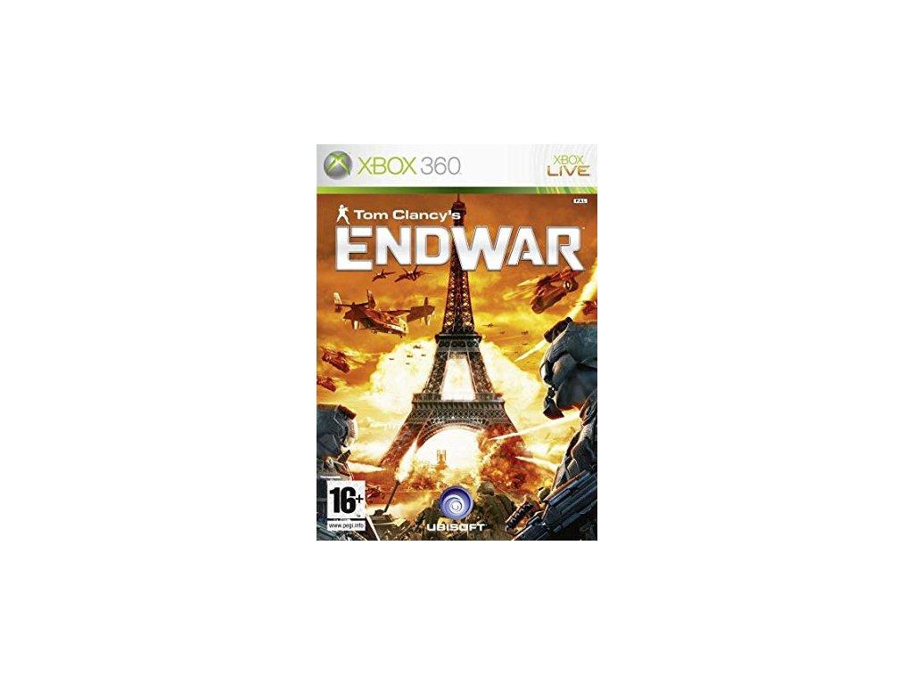 XBOX 360 Tom Clancys: End War