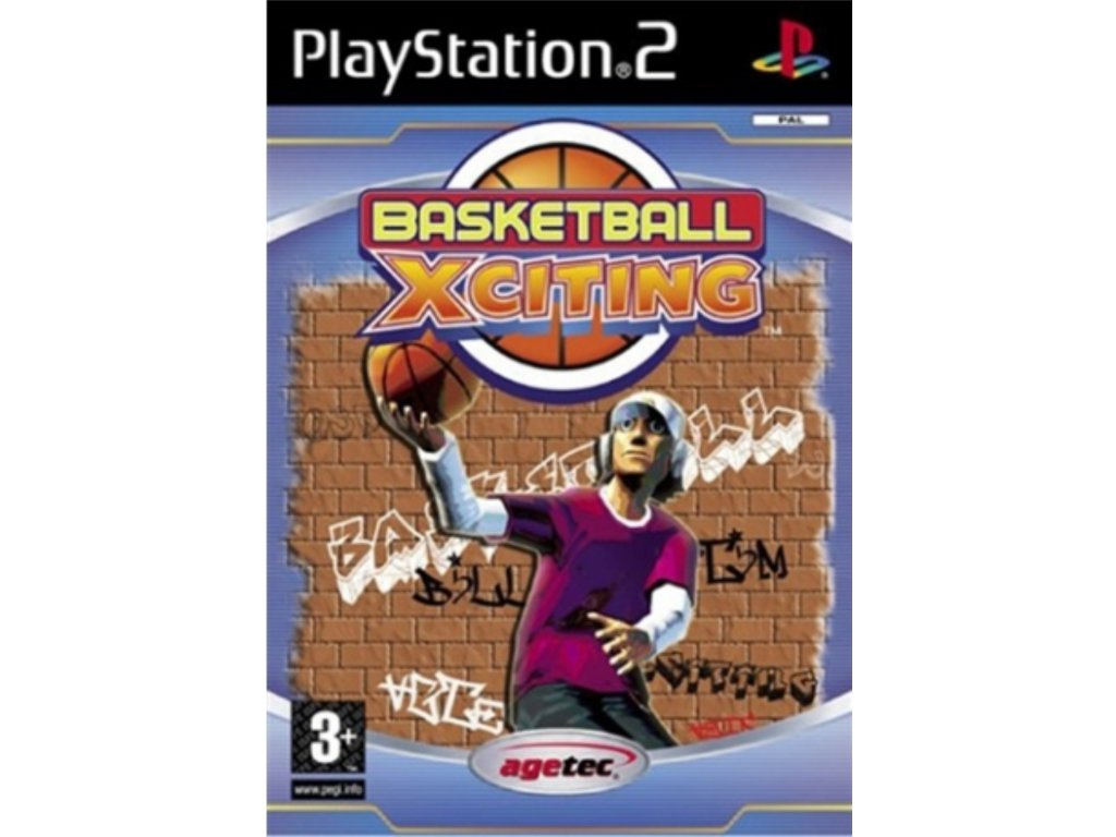 Basketball Xciting PS2