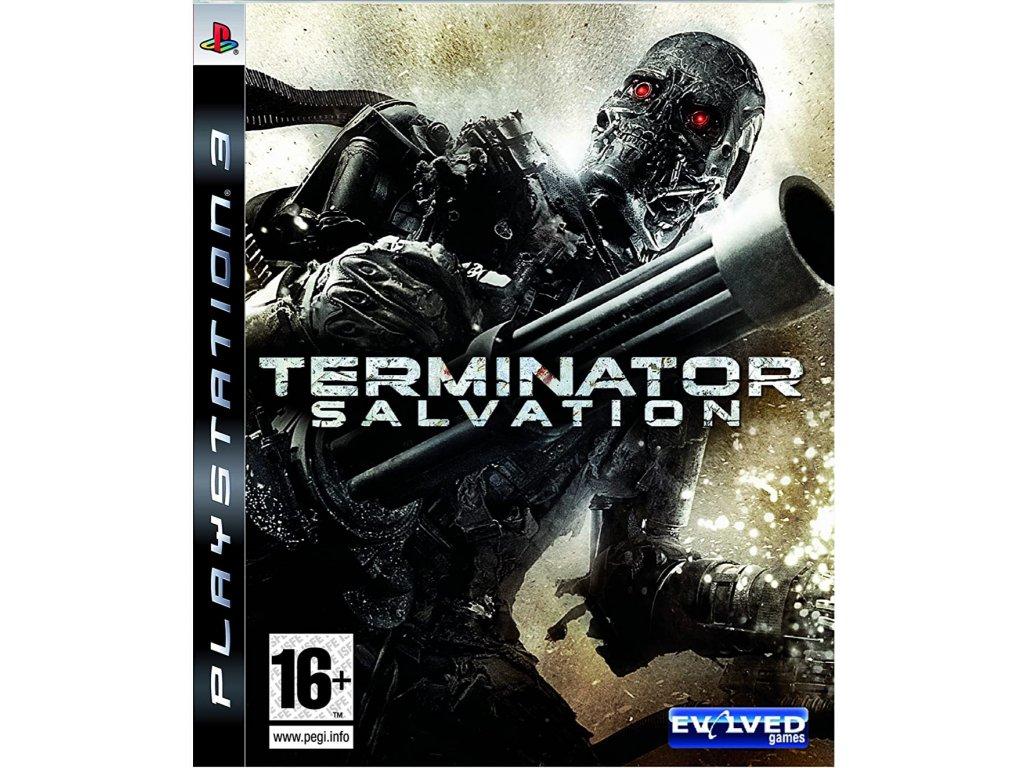 PS3 Terminator: Salvation