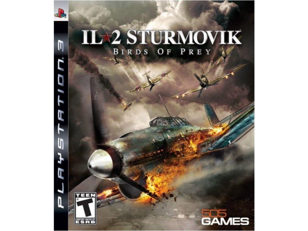 PS3 IL-2 Sturmovik: Birds of Prey