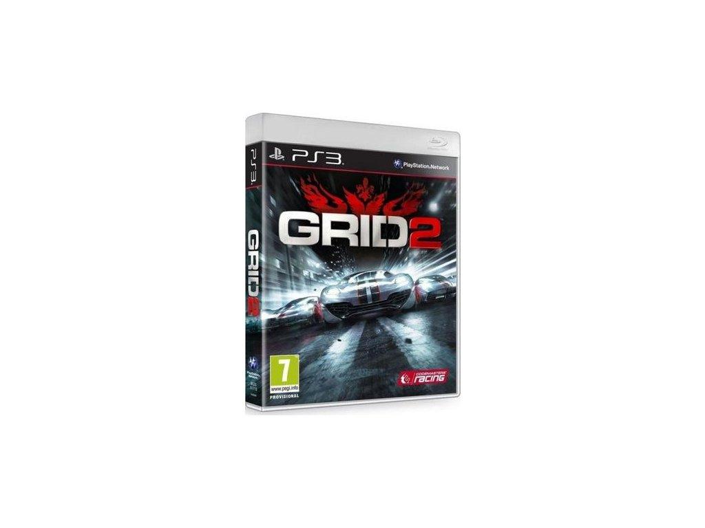 PS3 GRID 2