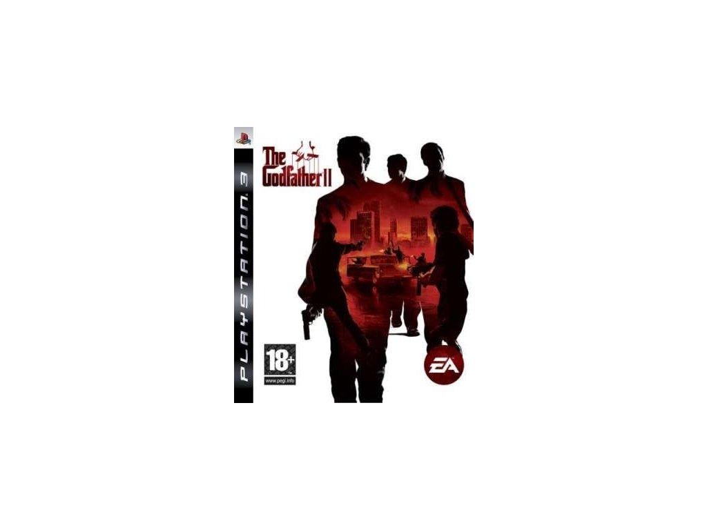 PS3 The Godfather II CZ