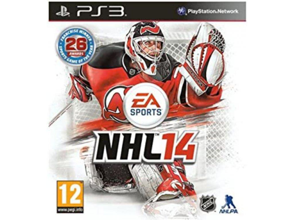 PS3 NHL 14