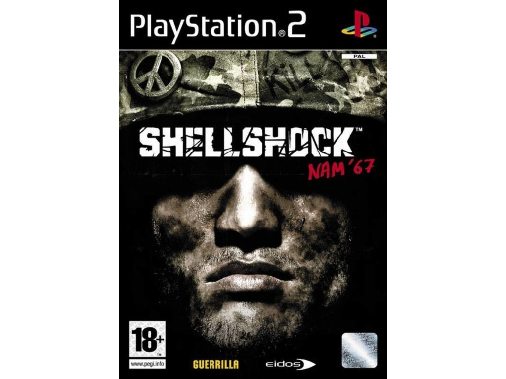 PS2 ShellShock Nam 67
