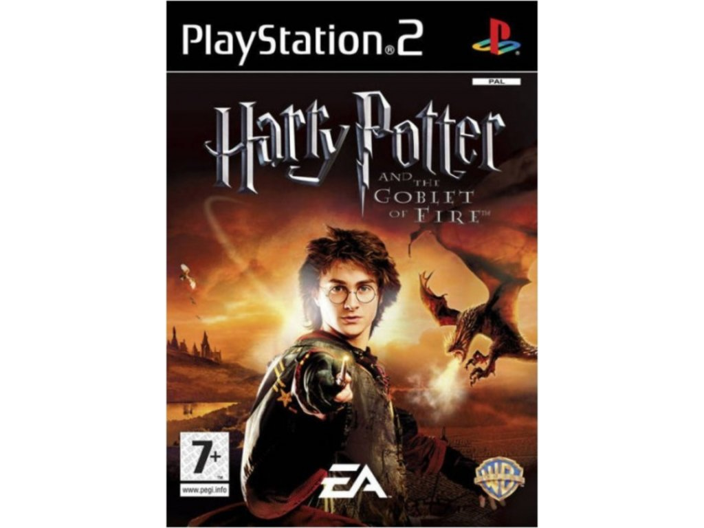 ps2 harry potter and the goblet of fire