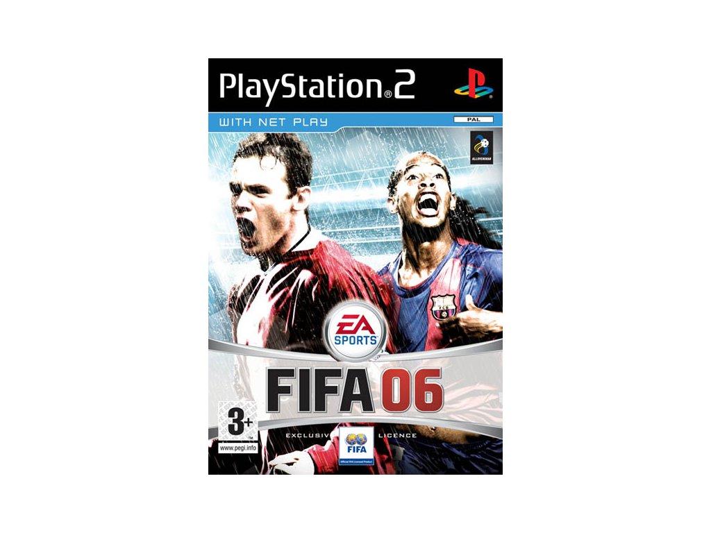 PS2 FIFA 06