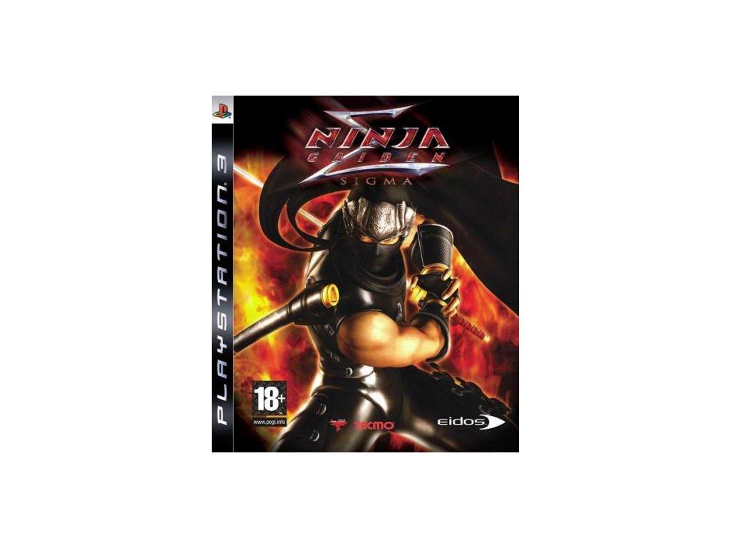 PS3 Ninja Gaiden Sigma