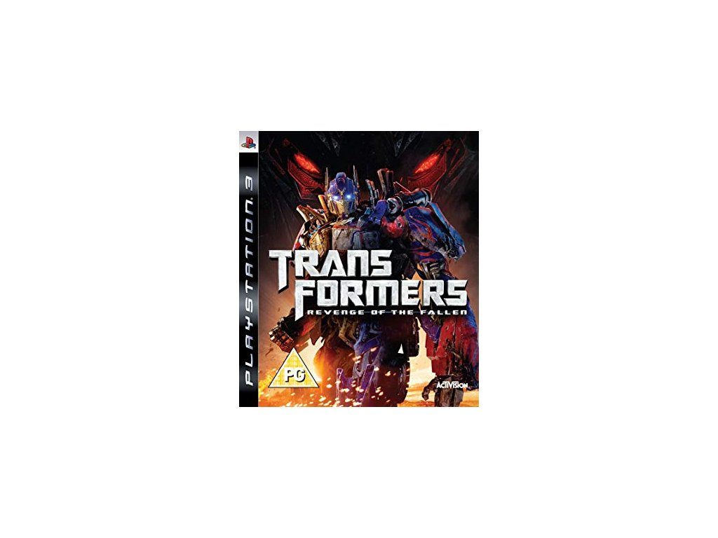 PS3 Transformers: Revenge of the Fallen - The Game