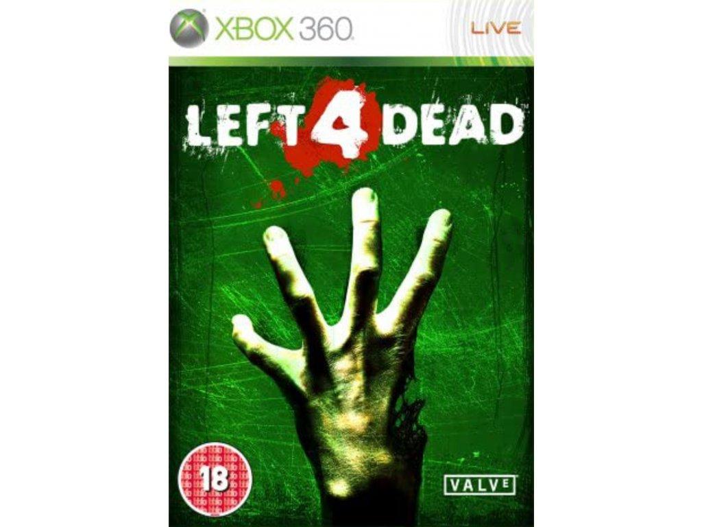 XBOX 360 Left 4 Dead